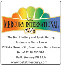 Mercury International Lottery and Sports Betting